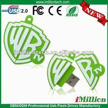 TV symbol sign usb flash memory drives U6088