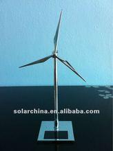 New listing !solar powered windmill metal windmill model