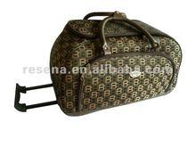 Cheap Trolley Sport Bag/ Letter B Duffel Bag