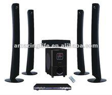 5.1 wireless speakers surround home theater