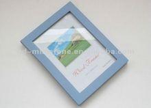 mini wood frame photo
