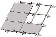 roof solar panel frame