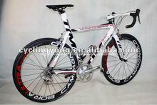 2012 road racing bike, full carbon bicycle