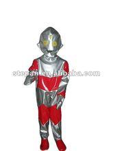 TC-65003 Cute Ultraman Mascot Costume For Kids