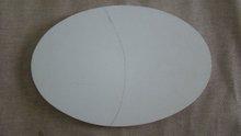 round blank artist canvas