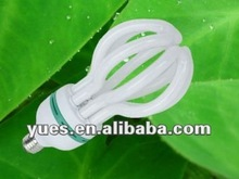 40w 4U lotus shape bulb lighting cfl
