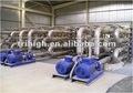 Resíduos de fer - especial de tratamento de esgoto ( mbr ), purificação de água industrial sistema tubular com membrana de uf ro e do tipo de membrana
