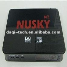 Nusky receiver N2 original factory