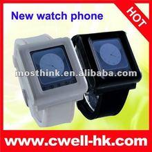 AK812 GSM Cheap Watch Mobile Phone