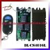 4 channel wireless remote control light socket