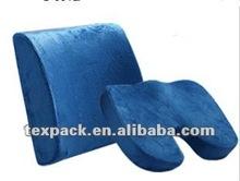 Comfort & Support, Memory Foam Car Cushion