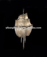 2012 modern chain hanging chandelier YP96S
