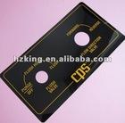 Polycarbonate(Lexan) Controler Overlays