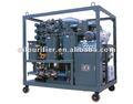 Diesel de reciclaje de aceite de la máquina/de residuos de aceite del sistema de tratamiento para la purificación de aceite de la luz, tales como gasolina, diesel, parafina