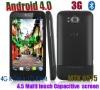 2012 New Arrival ! Original THL W3 Android phone MTK6577 1Ghz 4.5''HD 1280x720 3G Dual-SIM 1G RAM 4G ROM