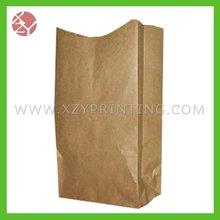 brown kraft self opening party grocery bags