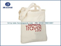 manufacturer shopping paper bag with cotton handle