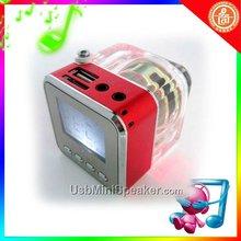 portable sd/usb speaker
