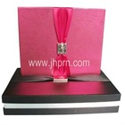 Wonderful gift clothes packaging box made by cardboard