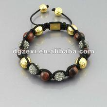 2012 Wholesale Charming Faux Leather Bracelet