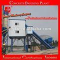2012 amplamente utilizados planta betoneira