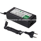 Constant Voltage 12V 3.75A Plastic AC/DC Adapter for LED Strip Driver
