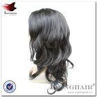 Clip Tight Adjustable Virgin Human Hair Lace Wig