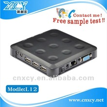 Specialized computer for office mini desktop pc GE3402-mini pc case
