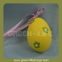 Hanging easter egg