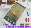 N9970 MTK6577 First 6 inch Android Phone