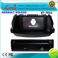 Renault Koleos Car DVD GPS with Radio, ipod, bt, steering, usb sd..