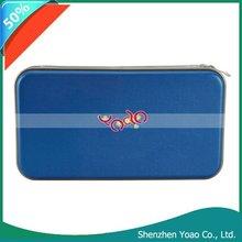 Wholesale! Portable Blue 80 Disc DVD CD Box Storage Case