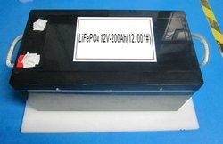 Fishing Boat Lithium Battery Pack 12V 200Ah