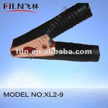 90mm complete insulated stainless steel crocodile clip