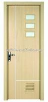 European Style Flush Wood Door Models - as Entrance Moulded Door and Main Door Design