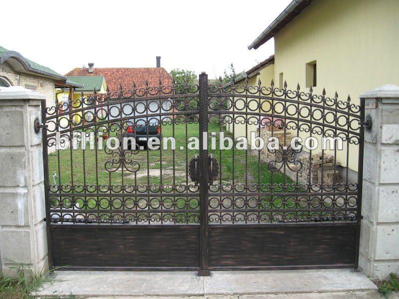 Factory Main Gate Design
