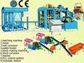 Qt12-15 totalmente automático refratário preço máquina de fazer tijolo
