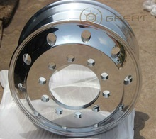 High strength and super light 17.5inch-24.5inch Aluminum wheels and tyres