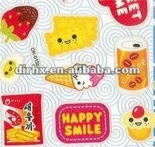 2012 food sticker