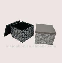 square large file storage box