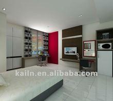 New Design 3 Star Hotel Bedroom Furniture