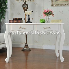 French Style Solid Wood Writing Desk, Writing Table, Book Desk (E008)