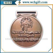 2012 sport award metal medal