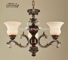 2012 Iron Chandeliers,crystal,CH045-3