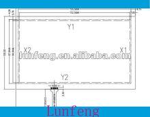 10.4 inch WECON HMI touch panel, HMI and PLC