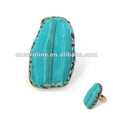 Vintage New Design Fashion Costume Turquoise Rings