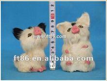 Real like Pig figurine imitated animals