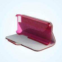 2012 New fashion design for Apple iPhone 5 PU hard case