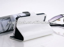Credit Card slots deluxe leather case for iPhone 5 iPhone5