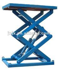 Hydraulic work platform/motorcycle work platform